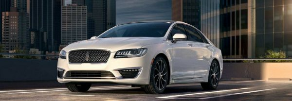 The 2018 Lincoln MKZ.